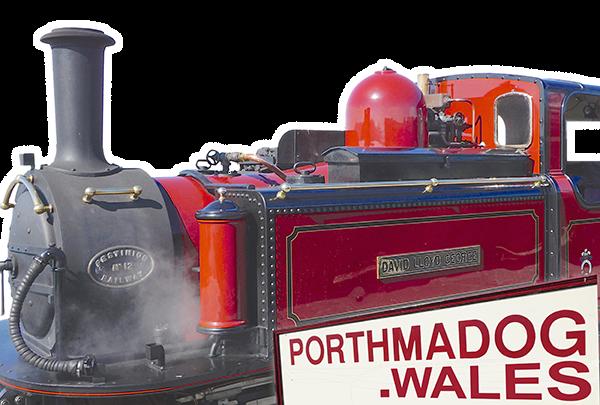 Porthmadog - Snowdonia & Wales